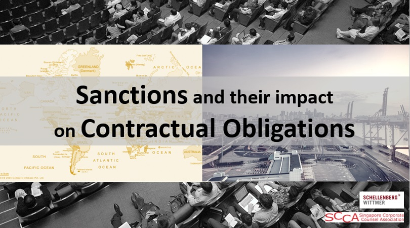 Sanctions and their impact on Contractual Obligations